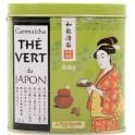 Tè verde Genmaicha con chicchi di riso tostati 100 g - Giappone