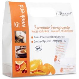 Kit Weekend - Escapade Energisante